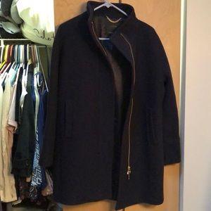 J.Crew Lodge coat